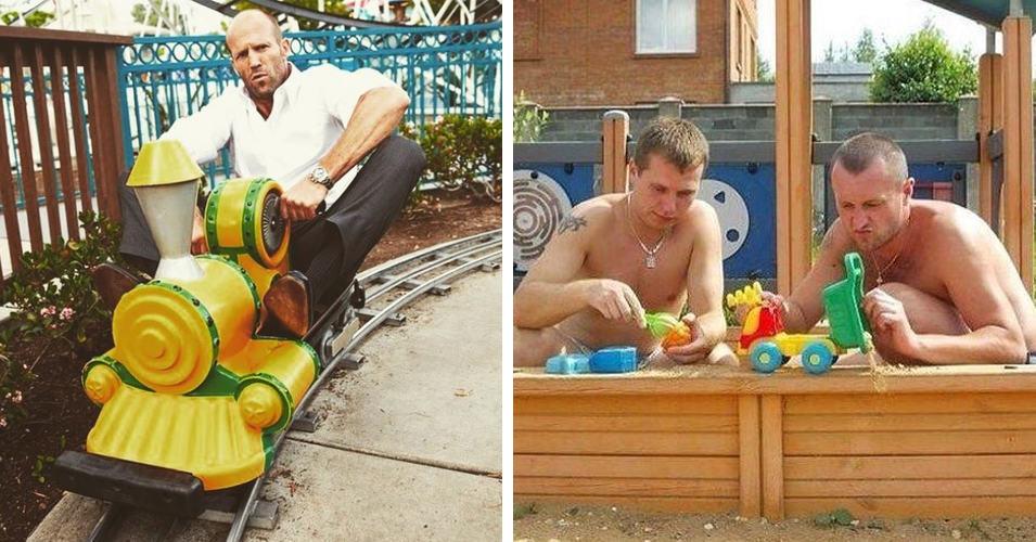 15 уморительных фотографий о самом трудном периоде детства в жизни мужчины