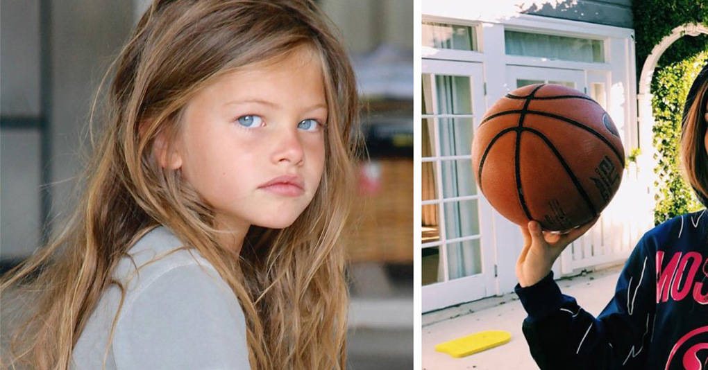 6 лет назад эта девочка была признана самой красивой на земле, и вот какой она стала