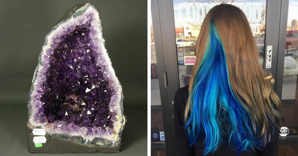 Этот необычный цвет волос вскоре станет всемирным трендом