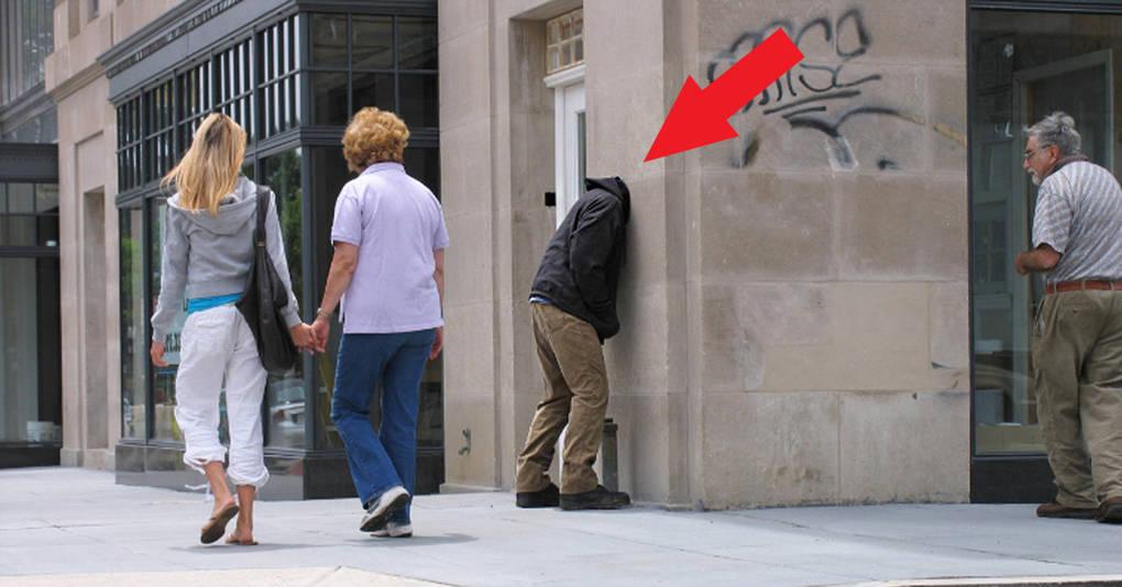 Этот парень поднял планку уличных розыгрышей на абсолютно новый уровень