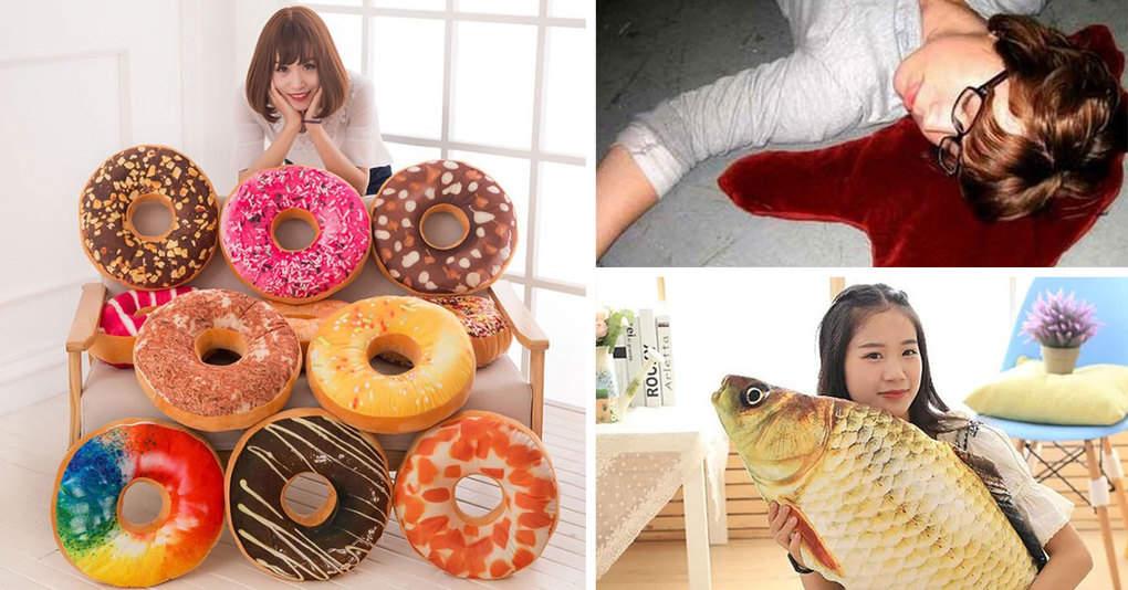 15 крутых подушек с Aliexpress, которые вы обязательно захотите себе
