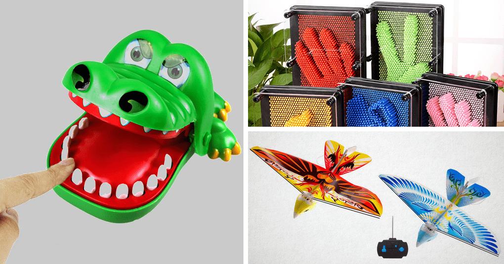 19 крутых детских игрушек с AliExpress