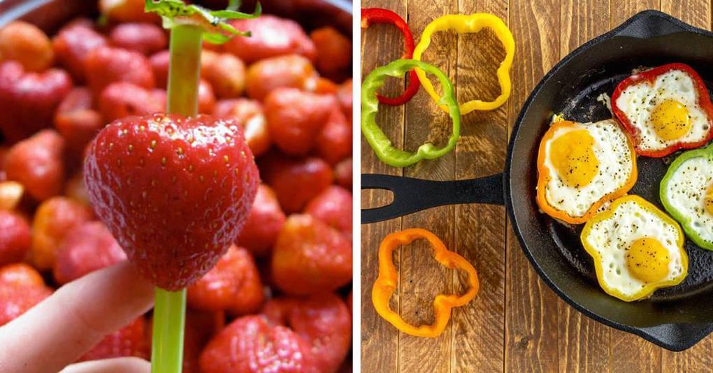 15 полезных трюков, которые выведут ваши кулинарные навыки на новый уровень