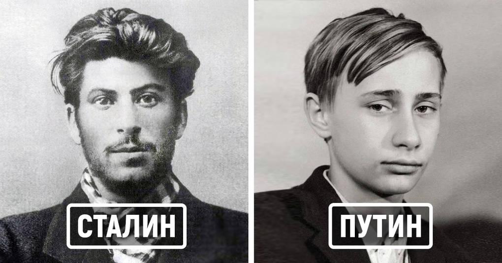 20 фотографий мировых лидеров в молодости