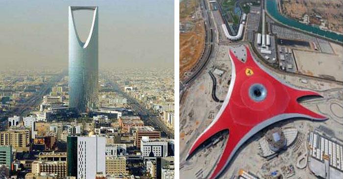 20 реальных зданий, выглядящих как строения из фантастических фильмов
