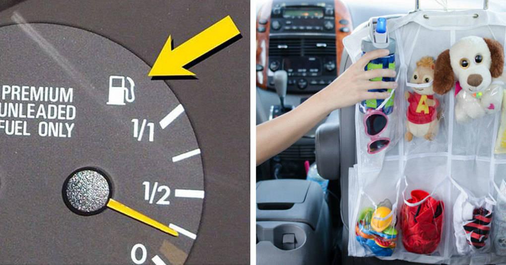 15 крутых лайфхаков для автомобилистов