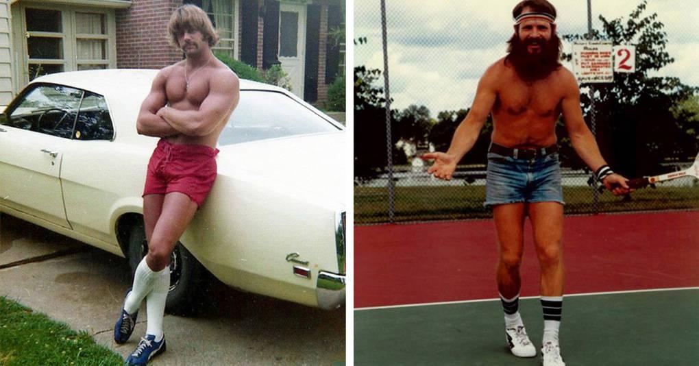 20 причин, почему мода на шорты из 70-х не должна возвращаться