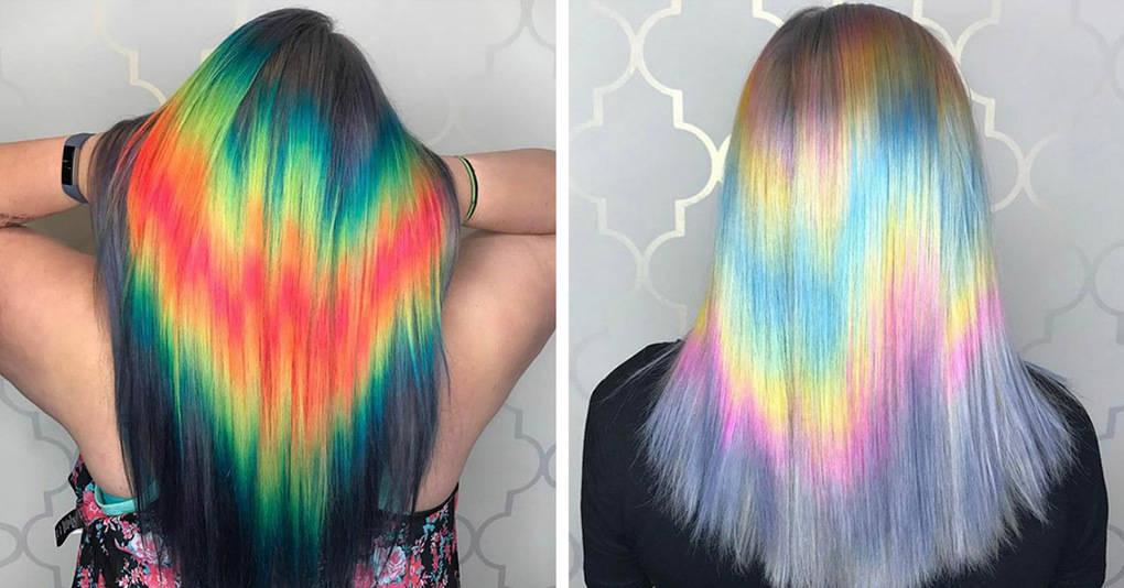 Этот новый тренд окрашивания волос взбудоражил весь Интернет