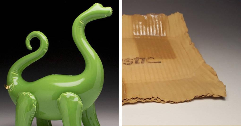 12 потрясающих творений из керамики, которые поразят вас своей неординарностью
