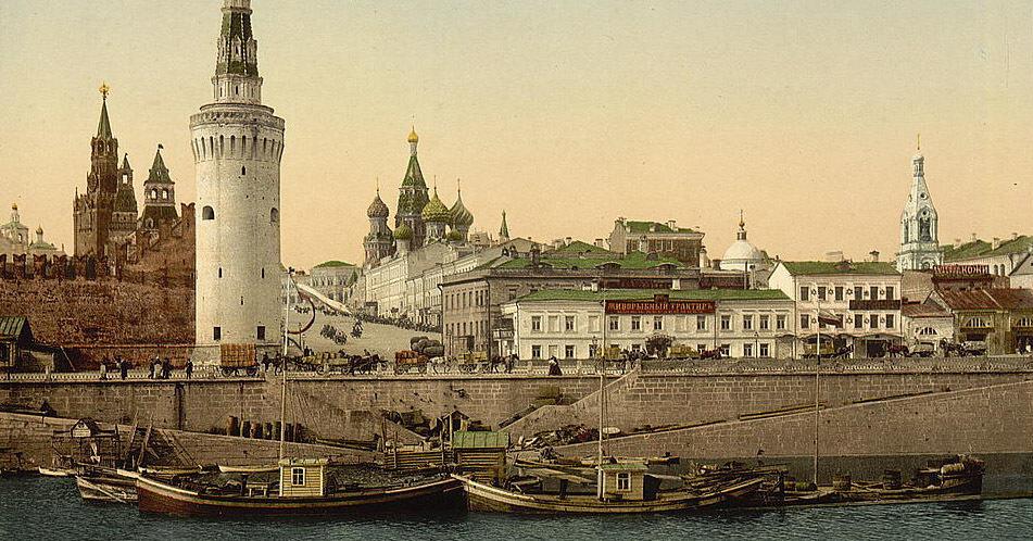 20 редких дореволюционных фотографий 20 городов России