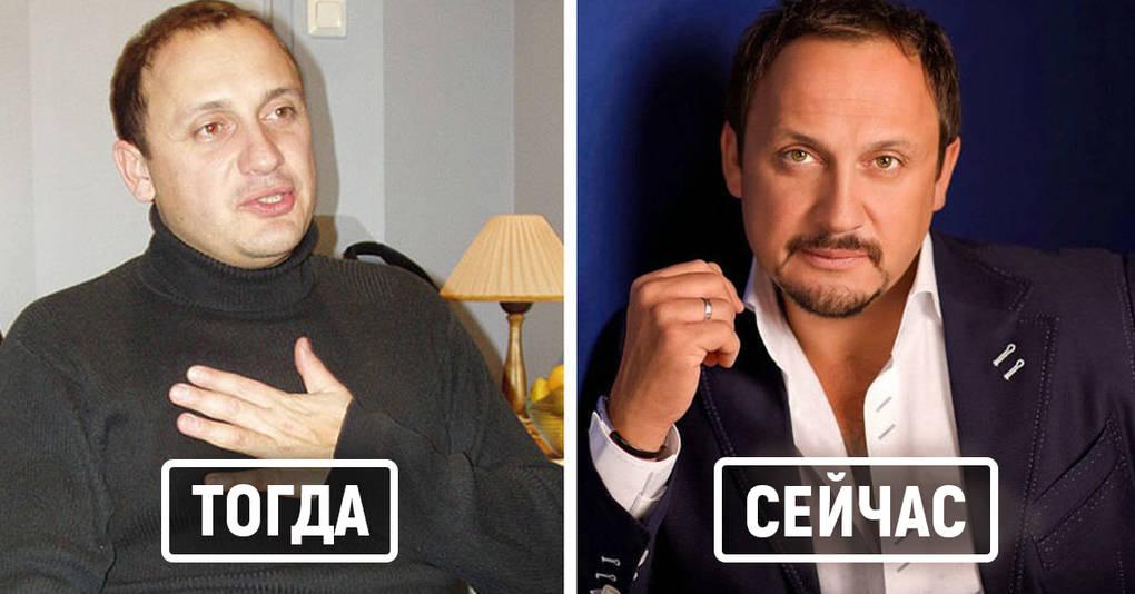 15 российских артистов в начале карьеры и сейчас
