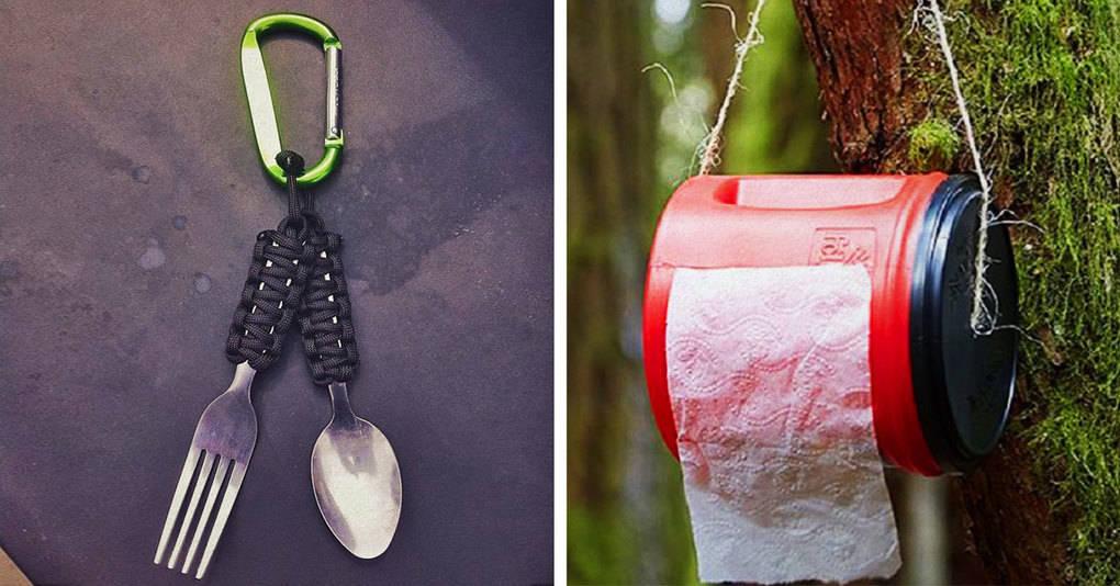 15 полезных лайфхаков для любителей отдыха на природе