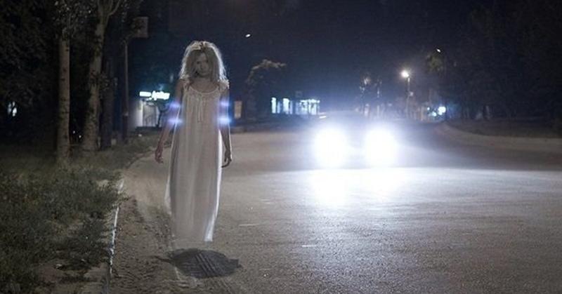 10 жутких и странных историй, произошедших с водителями во время поездок по ночной дороге