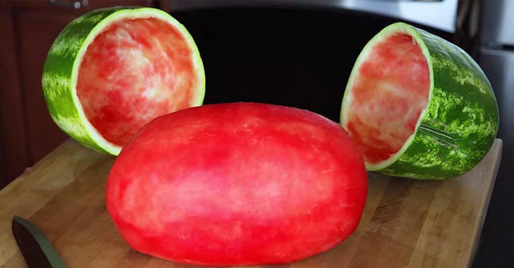 15 ювелирно очищенных от кожуры фруктов и овощей, вид которых покажется вам очень непривычным