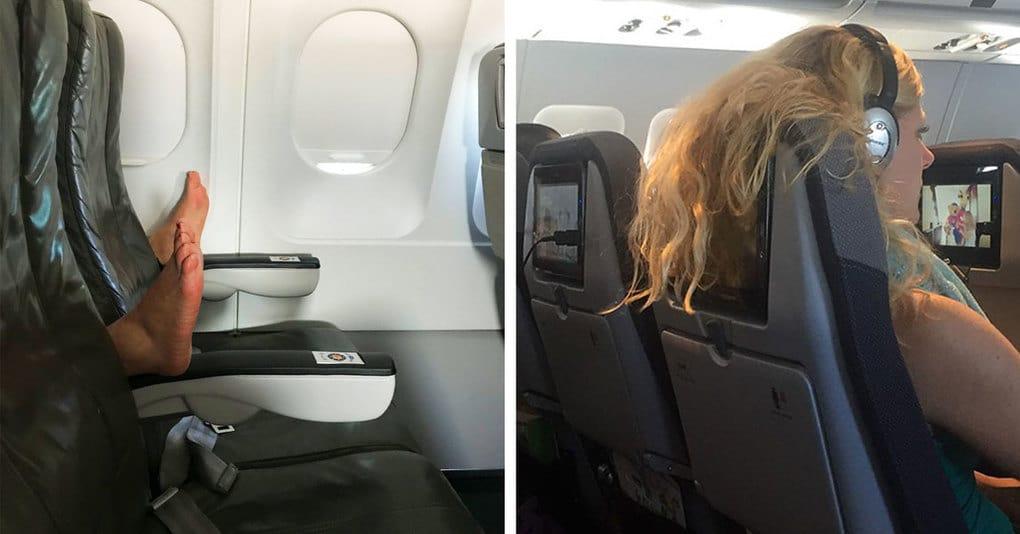 20 доказательств того, что полёты не так страшны, как люди, летящие с тобой одним рейсом