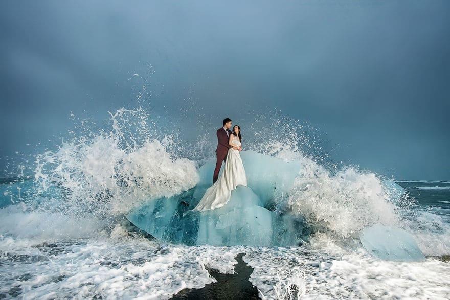 30 снимков, названных лучшими свадебными фото мира 2017