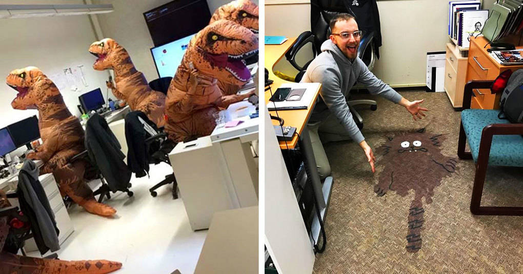 17 доказательств того, что работа в офисе гораздо веселее, чем это может показаться