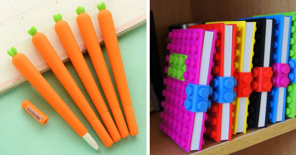 35 крутых штук с Aliexpress, с которыми учебный год пройдёт легко и весело
