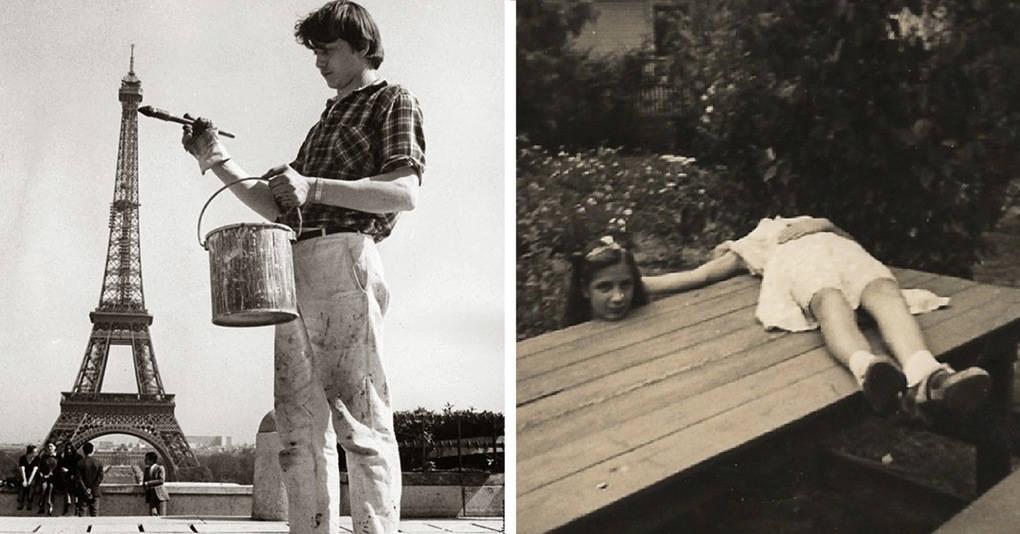 25 винтажных фотографий, доказывающих, что наши бабушки и дедушки были теми ещё шутниками