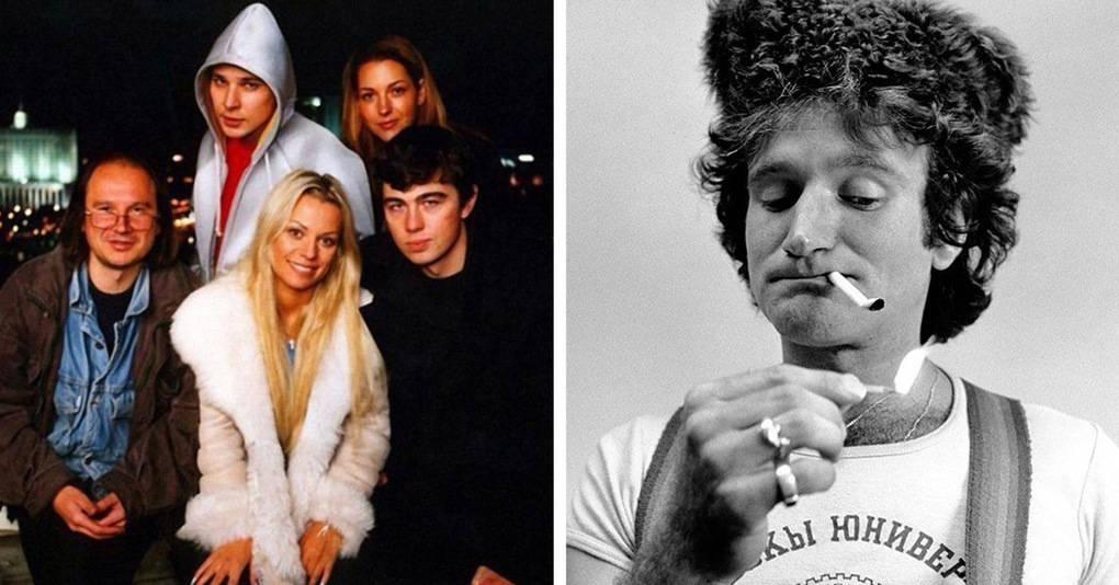 20 вызывающих ностальгию фотографий знаменитостей, от которых вы воскликните: «Как же быстро летит время!»