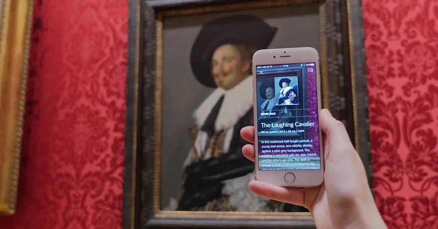 Вышло новое крутое приложение, которое станет Шазамом в мире произведений искусства