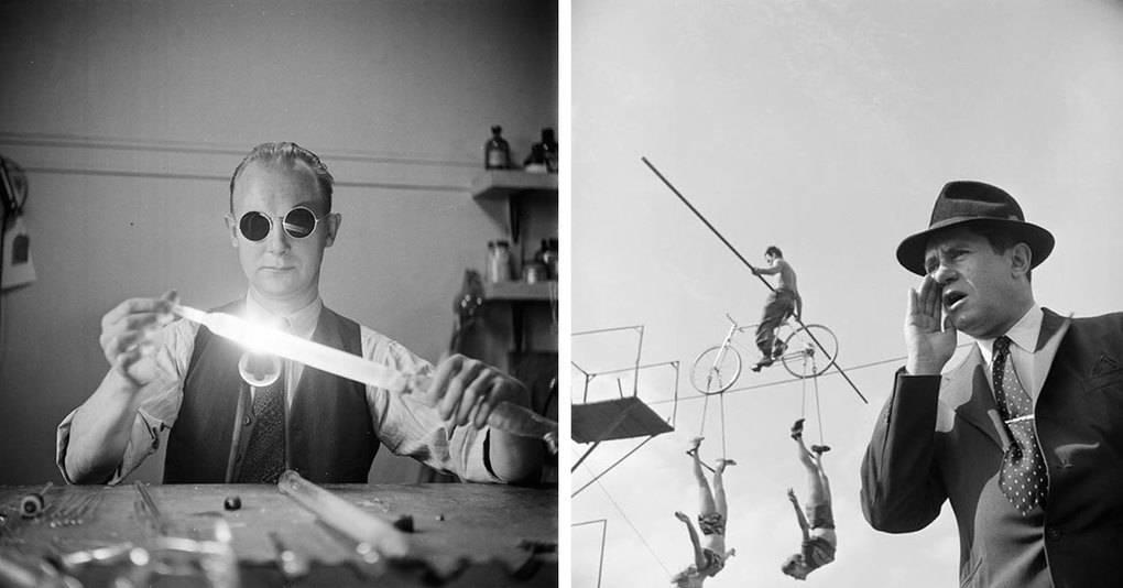 25 малоизвестных фоторабот 17-летнего Стэнли Кубрика, которые доказывают, что он родился гением
