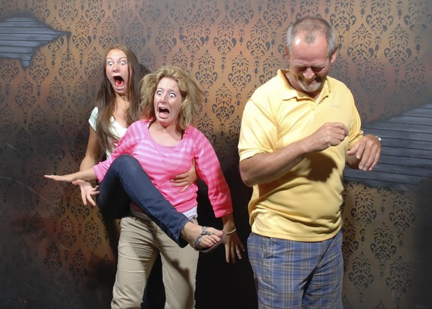 Скрытая камера дочки с мамами