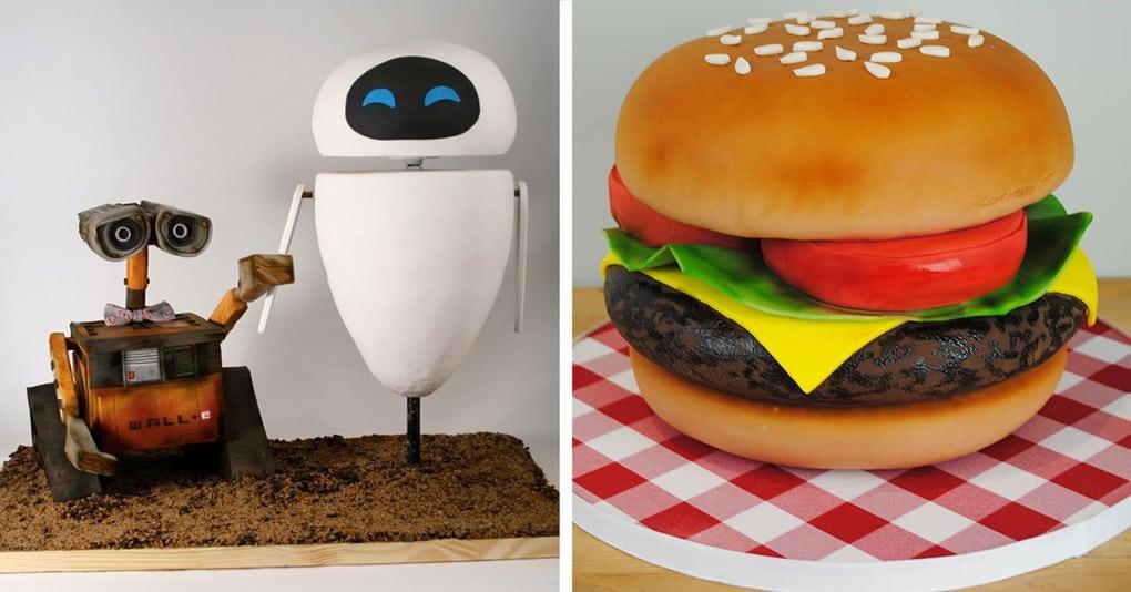 Кондитер создаёт невероятно креативные торты, которые вызывают искреннее восхищение