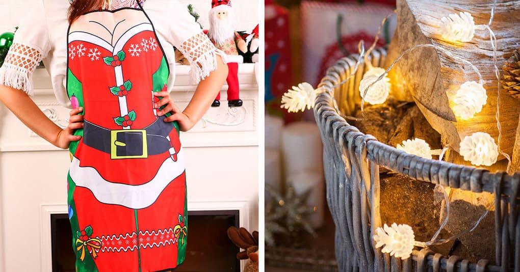18 новогодних товаровс AliExpress для украшения дома и создания праздничной атмосферы