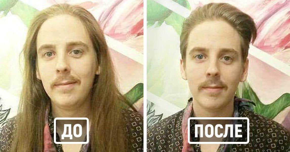 18 перевоплощений, которые доказывают, что хороший парикмахер — это почти пластический хирург