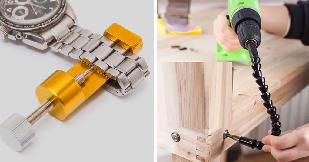 15 полезных товаров с AliExpress для ремонта, которые должны быть в каждом доме