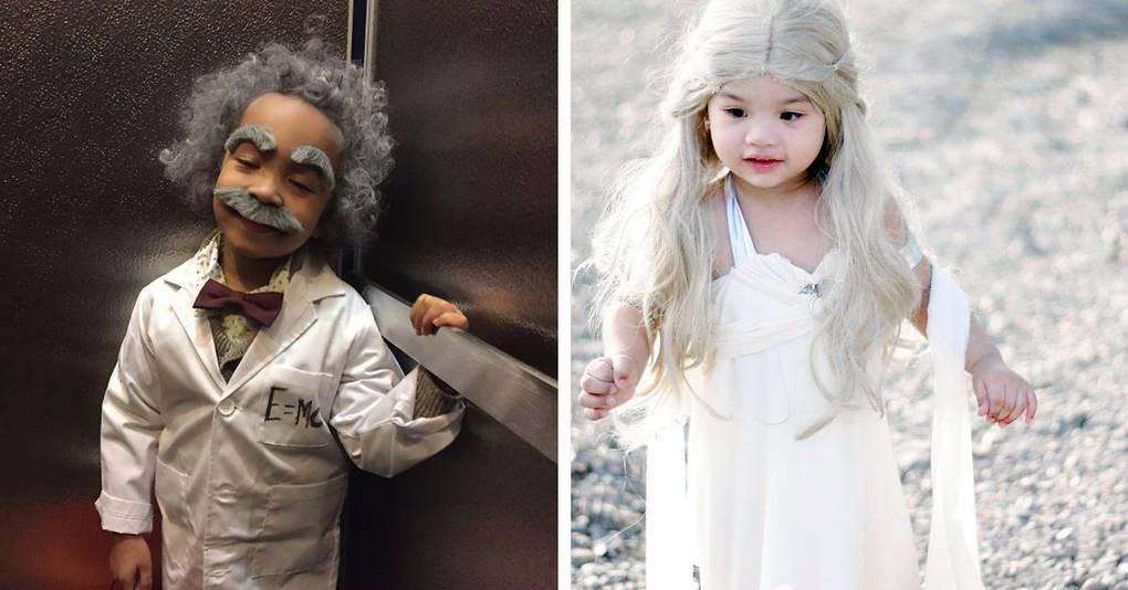 18 очаровательных костюмов, c которыми ваш ребёнок станет звездой любого праздника