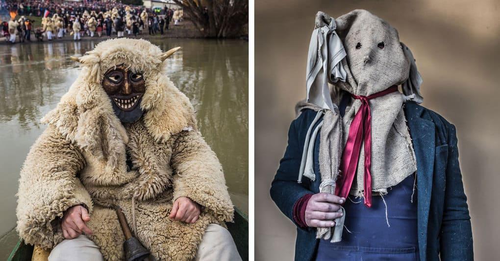 28 странных и красивых фотографий с причудливого фестиваля в Венгрии, которые вас впечатлят