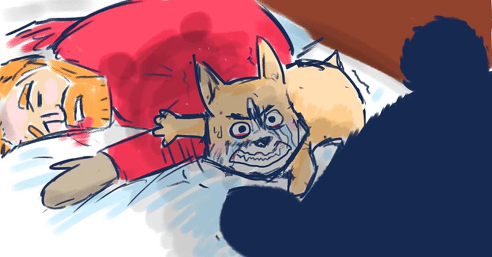 Эта сильная и трогательная история про собачку по имени Кобот и её хозяина заставит вас прослезиться