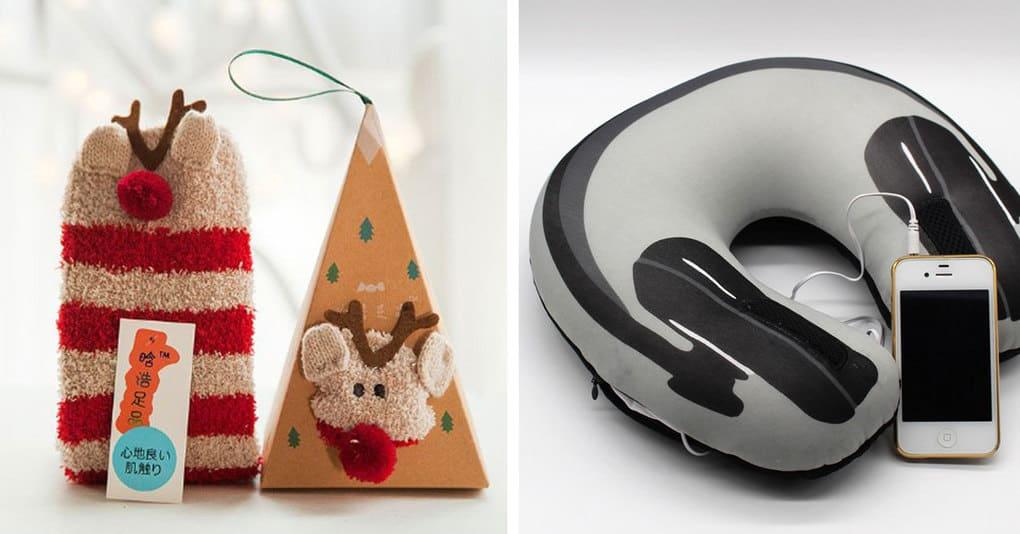 15 крутых новогодних подарков c Aliexpress, которые доставят море радости вашим родным и друзьям