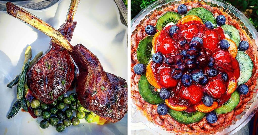 На первый взгляд может показаться, что это обычные фотографии еды, но поверьте, лучше не пробовать это на вкус