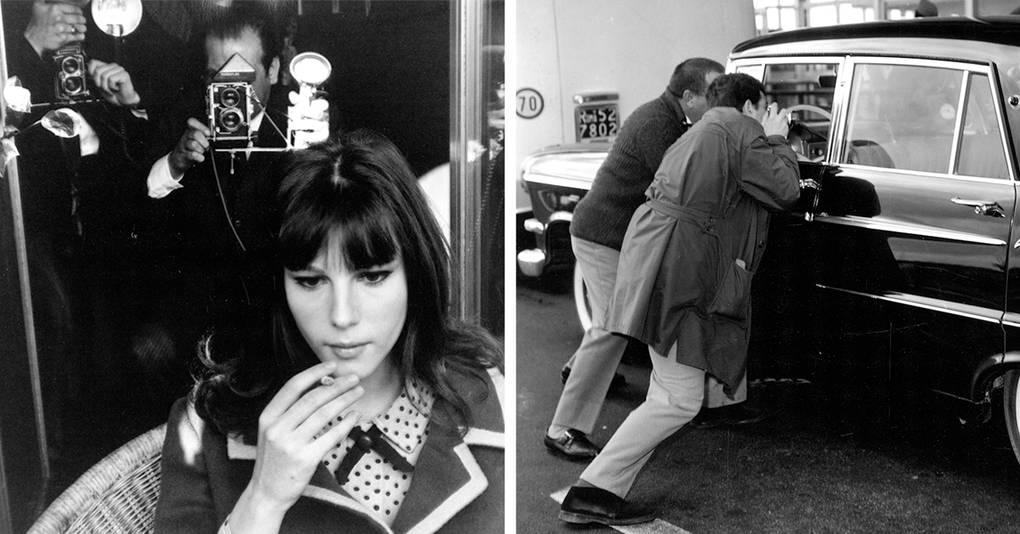 15 снимков с выставки фотографий, которые доказывают, что раньше папарацци были ещё более назойливыми