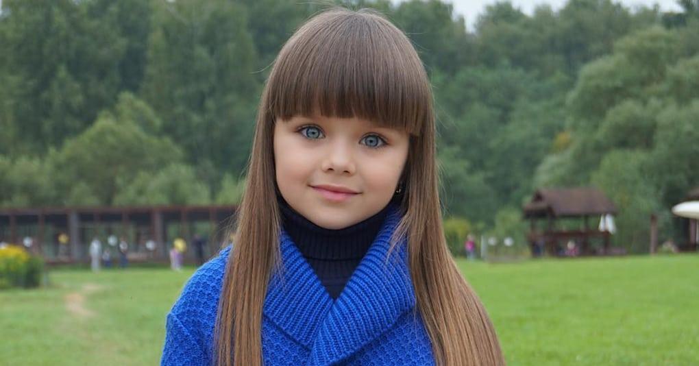 Эту девочку объявили самой красивой на планете, и интернет не может на неё налюбоваться