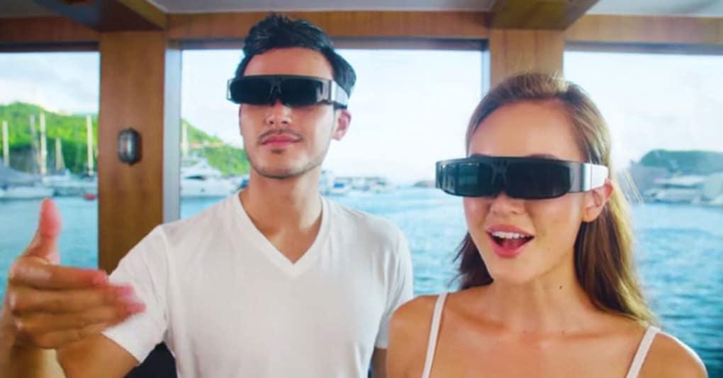 Разработаны интеллектуальные очки, которые в ближайшем будущем могут заменить компьютеры