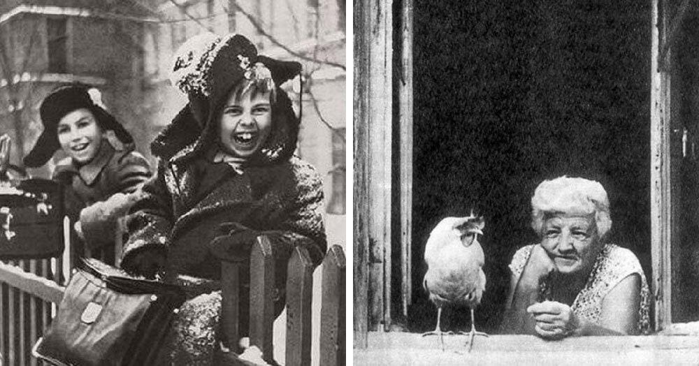 17 ностальгических фотографий из СССР, которые передают особую атмосферу того времени