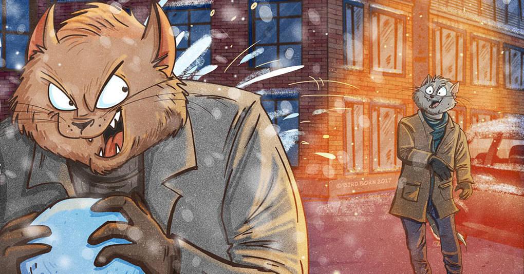 10 волшебно-снежных комиксов, которые вызовут внутренний восторг и лёгкое ощущение надвигающегося праздника