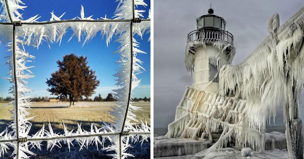 18 доказательств того, что зима гениальный художник скульптор и архитектор