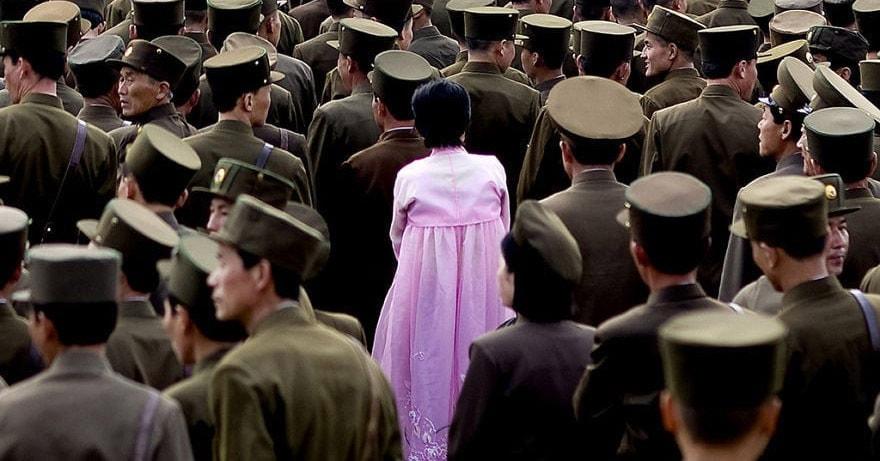 18 запрещённых фотографий из Северной Кореи, которые всё-таки просочились в интернет и всех удивили