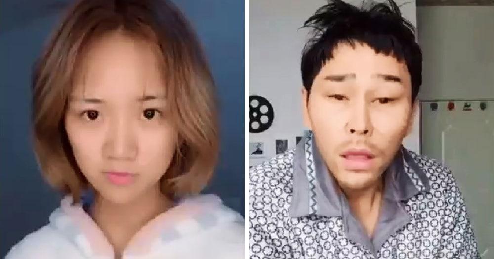 Китайские интернет-пользователи запустили крутой флешмоб с эффектным преображением. Теперь все хотят сделать такой видеоролик