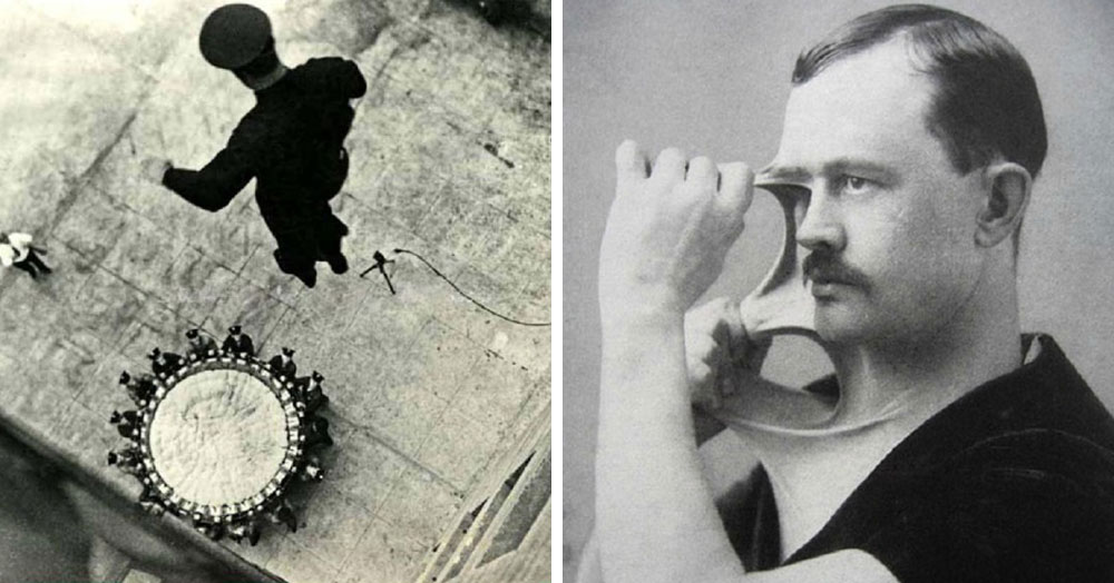 17 интересных исторических фотографий, настолько редких, что видели их только участники тех событий и, возможно, работники архивов