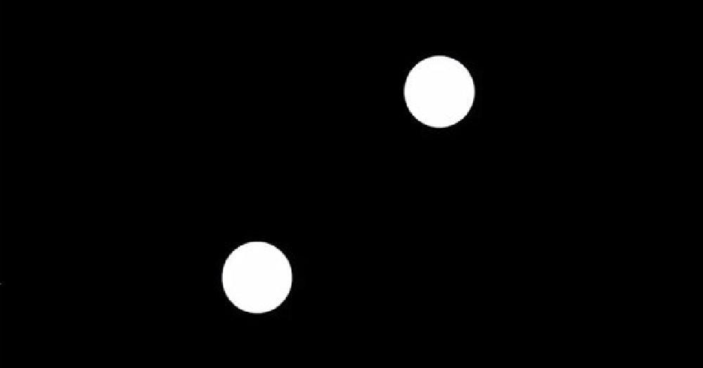 Оптическая иллюзия с мигающими шариками стала причиной жарких споров. Пользователи интернета не могут решить, в какую сторону они движутся
