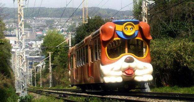 По японским железным дорогам скоро будет ездить фыркающий и гавкающий поезд, и это не очередная причуда, а решение серьёзной проблемы
