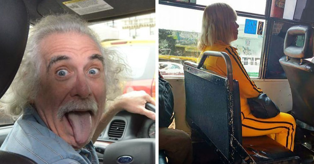 Пользователи интернета делятся фотографиями незнакомцев, которые, сами того не зная, выглядят точной копией известных персонажей