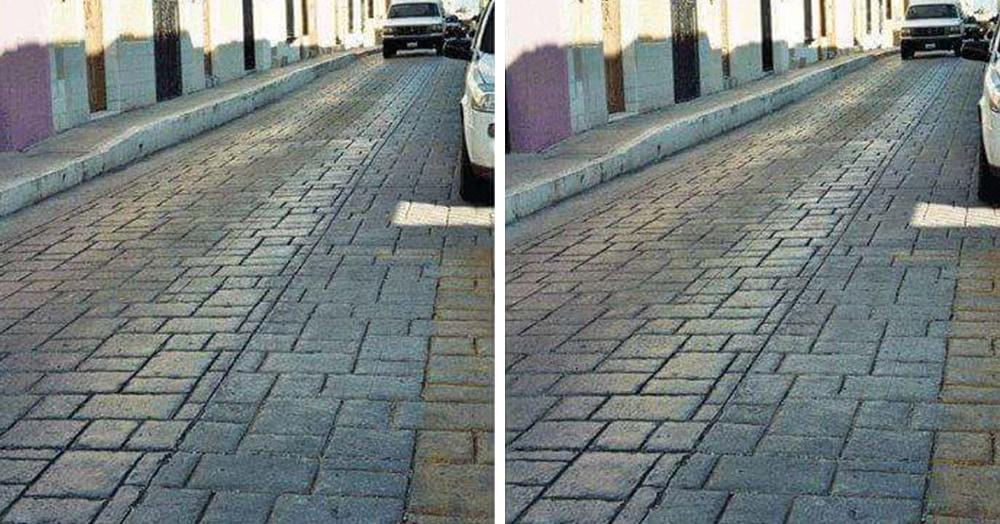 В интернете появилась новая мозгодробящая иллюзия о параллельных дорогах. Или всё-таки не параллельных?