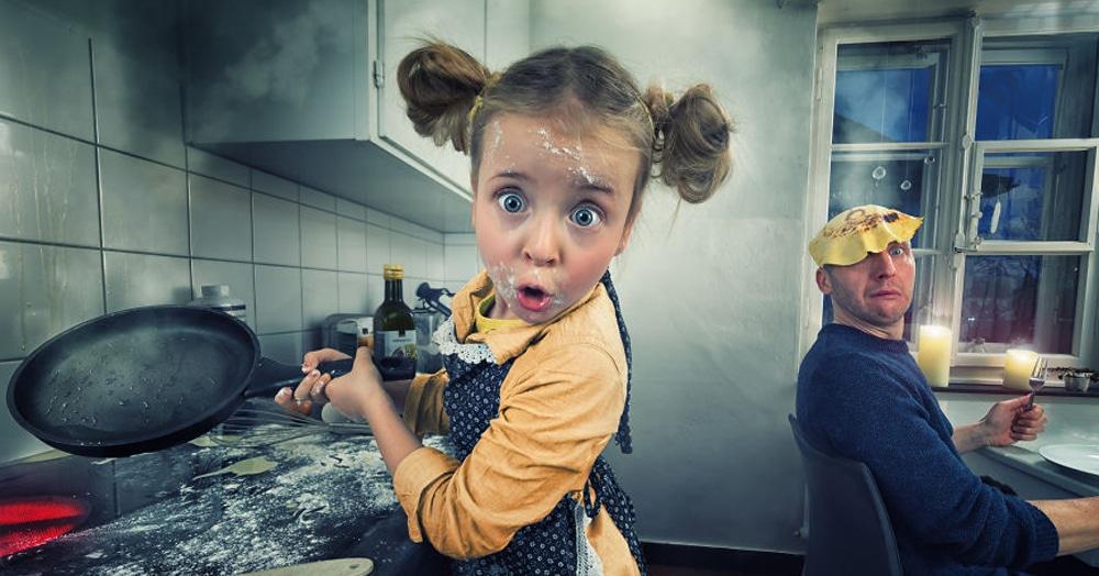 Отец переносит своих детей в сказочный мир при помощи фотошопа и капли магии. Ни один ребёнок не пострадал!